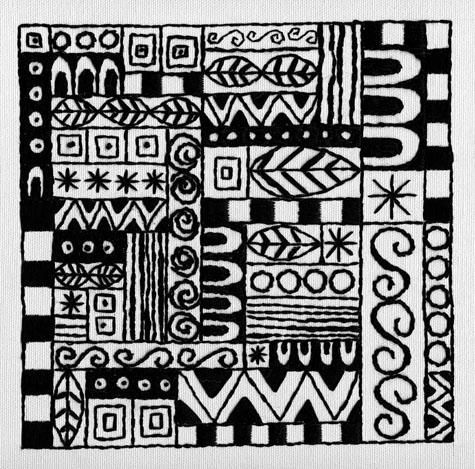 Embroidery ii